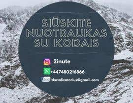 #10 for Instagram business account picture with how to contact details by syafiqahsuhaimi
