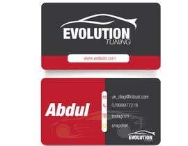 midouu84 tarafından Redesign Business card and logo - Car tuning/diagnostics için no 1