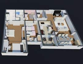 #84 för 144sqm Apartment av RosaEjeZ