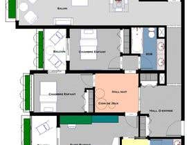 #75 för 144sqm Apartment av tanitarchitect