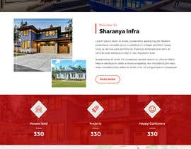 #3 for Design a Home Page UI using photoshop or Adobe XD by anusri1988