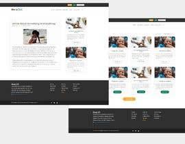 #20 , UX/UI Design - Blog page 来自 BwBest