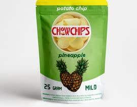 #9 for Potato Chip Bag Design Needed! by mohamedgamalz