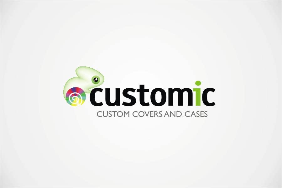 Contest Entry #                                        618                                      for                                         Logo Design for Customic