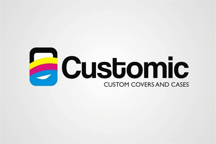 Contest Entry #                                        513                                      for                                         Logo Design for Customic