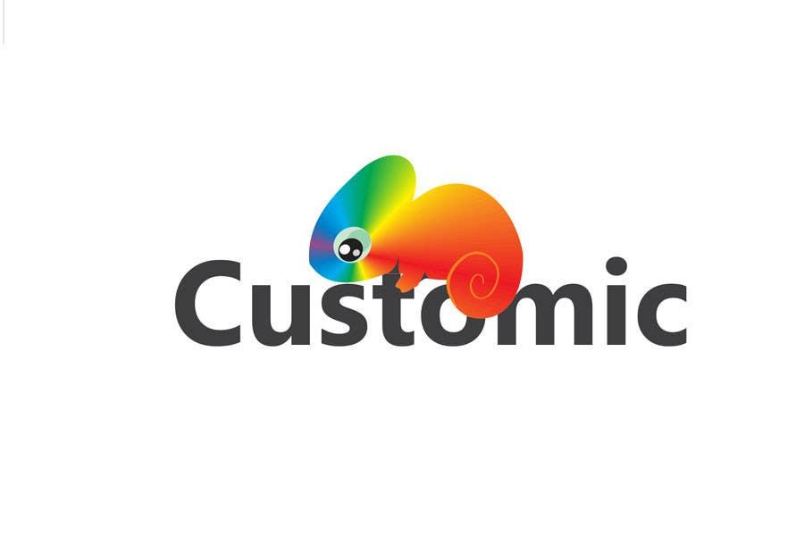 Contest Entry #                                        810                                      for                                         Logo Design for Customic