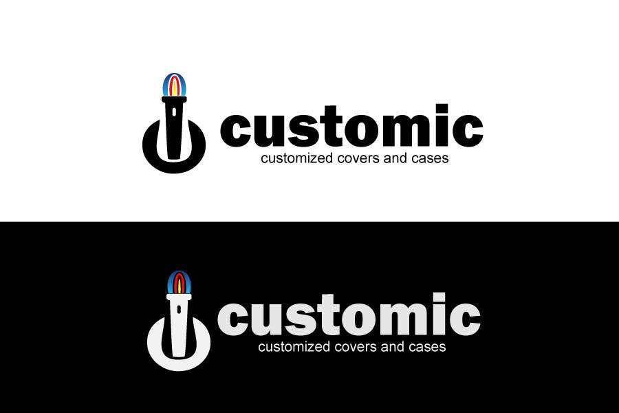 Contest Entry #                                        387                                      for                                         Logo Design for Customic
