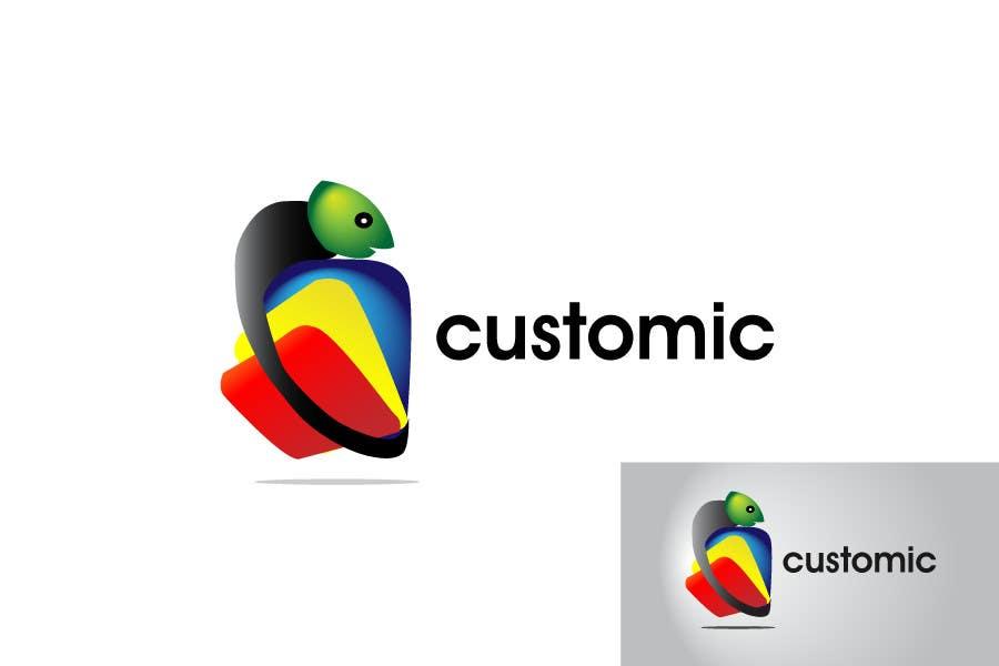 Contest Entry #                                        735                                      for                                         Logo Design for Customic