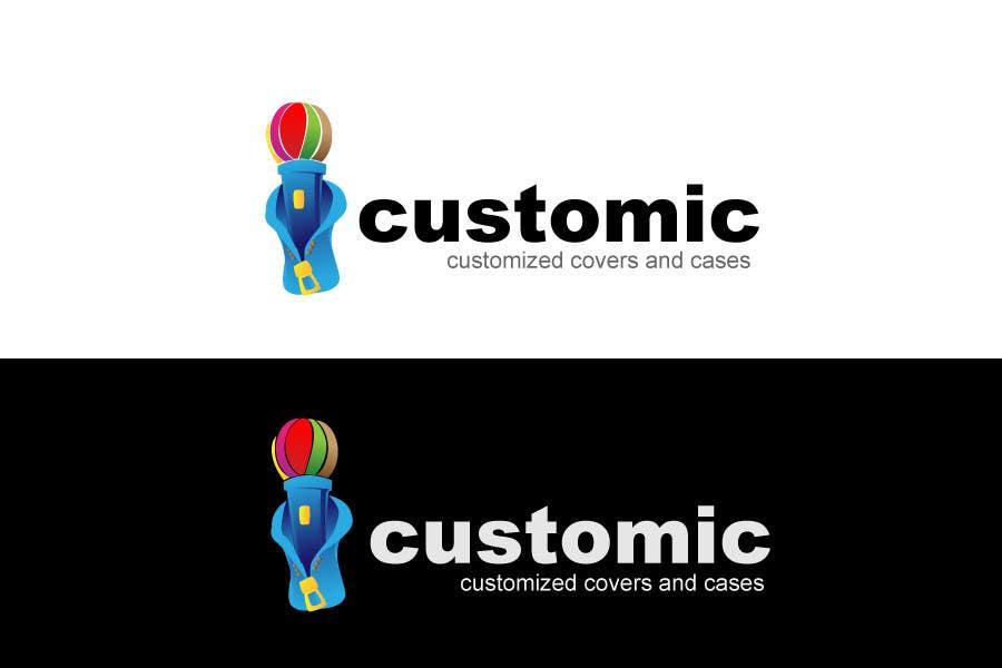 Contest Entry #                                        291                                      for                                         Logo Design for Customic