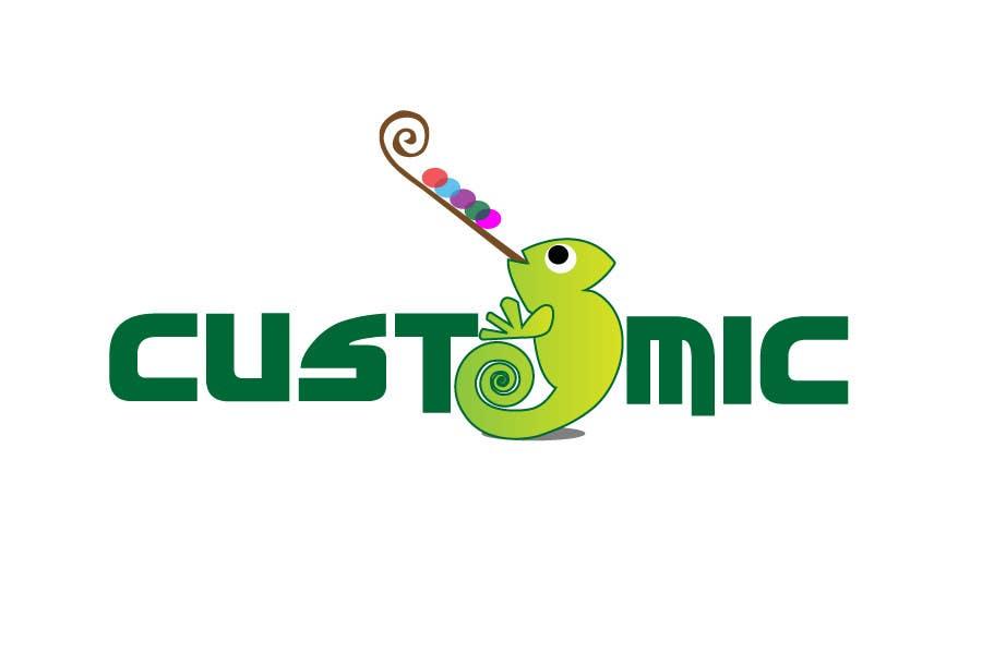 Contest Entry #                                        852                                      for                                         Logo Design for Customic