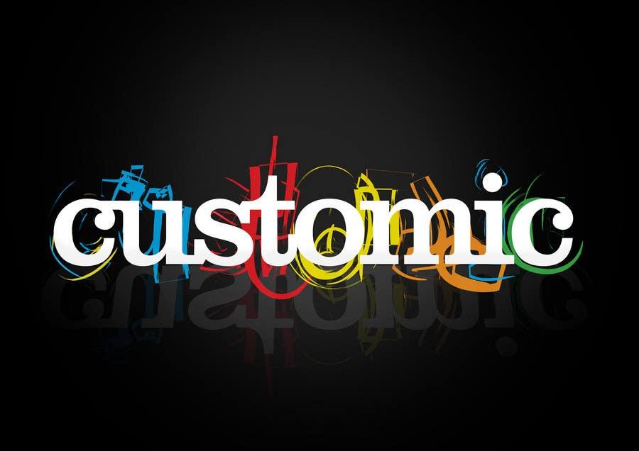 Contest Entry #                                        787                                      for                                         Logo Design for Customic