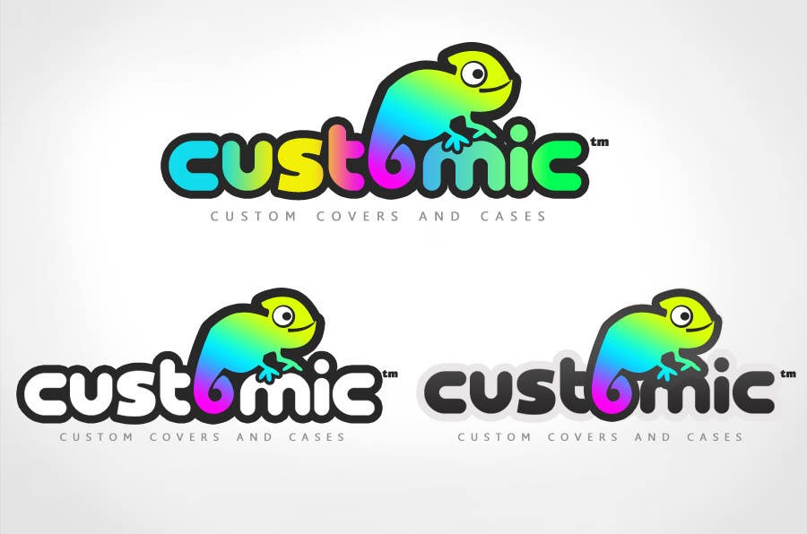 Contest Entry #                                        813                                      for                                         Logo Design for Customic