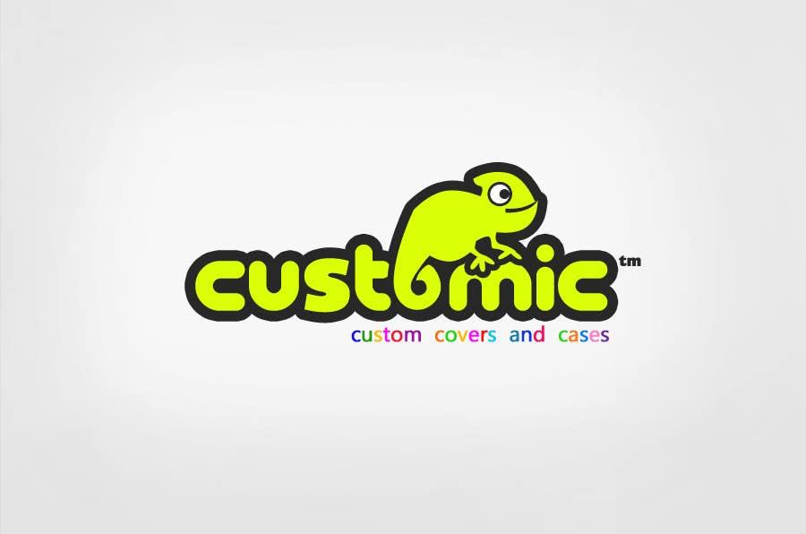 Contest Entry #                                        719                                      for                                         Logo Design for Customic
