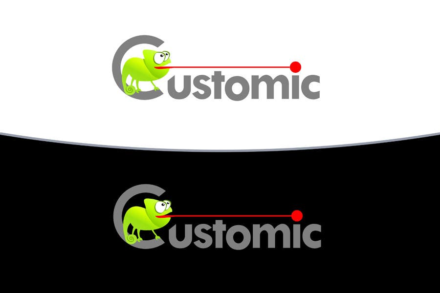 Contest Entry #                                        820                                      for                                         Logo Design for Customic