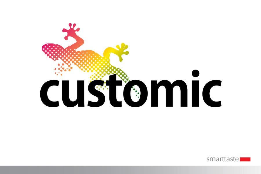 Contest Entry #                                        812                                      for                                         Logo Design for Customic