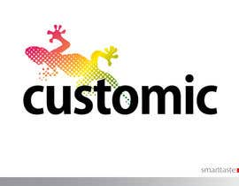 #812 para Logo Design for Customic de smarttaste