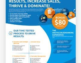 #5 for digital marketing company 1 page ad for magazine by iampestanyow