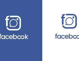 #1125 for Create a better version of Facebook's new logo by hackerskerala