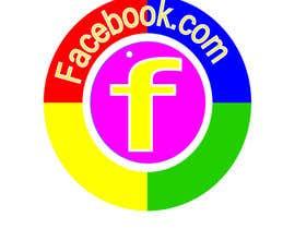 #1429 para Create a better version of Facebook's new logo de Zihad162636