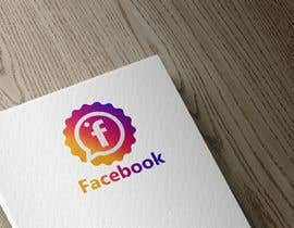 #1319 for Create a better version of Facebook's new logo by Hannan821