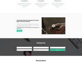 #44 for I need a HTML website template designed for developer by TilokPaul