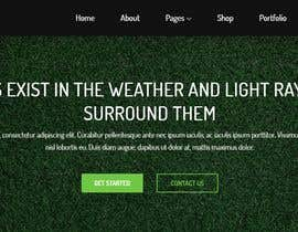 #12 for I need a HTML website template designed for developer by MitonOfficial