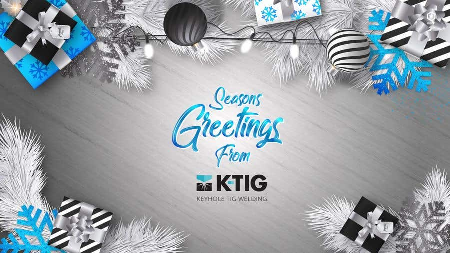 Contest Entry #                                        13                                      for                                         Design a branded Seasons Greeting card and animation suitable for email