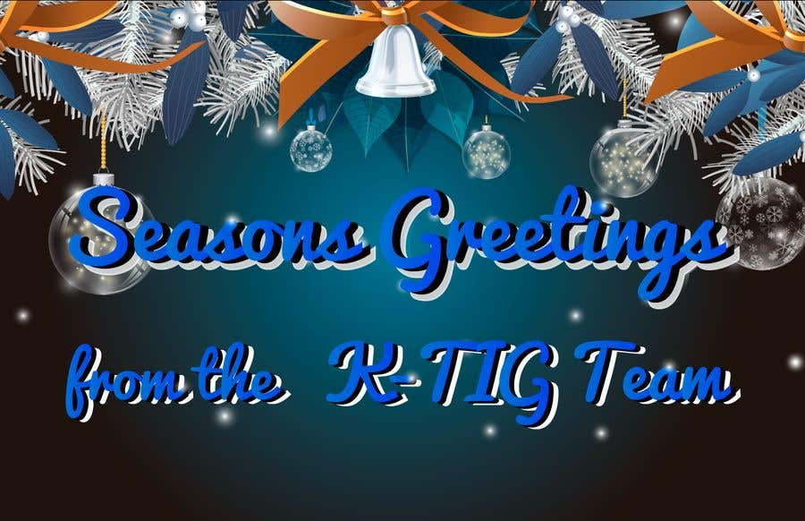Contest Entry #                                        1                                      for                                         Design a branded Seasons Greeting card and animation suitable for email