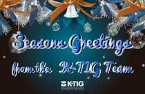 Graphic Design Contest Entry #2 for Design a branded Seasons Greeting card and animation suitable for email