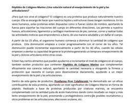 #9 para Artículo de 200 palabras sobre suplemento nutricional de godamacal