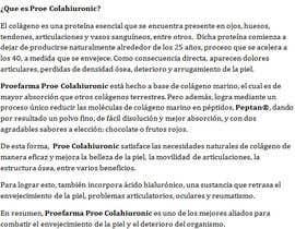 #21 para Artículo de 200 palabras sobre suplemento nutricional de PabloBuendia