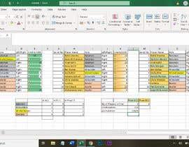 nº 26 pour build excel for permutation and combination for dream 11 fantasy league par Maaz345139