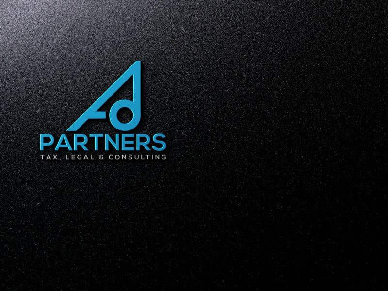 Kilpailutyö #332 kilpailussa Logo Design - Business Consulting Firm - AD Partners S.r.l.