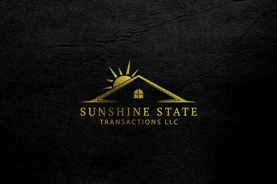 Конкурсная заявка №34 для Need Company Logo - Sunshine State Transactions, LLC