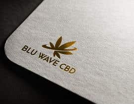 Nro 183 kilpailuun Blu Wave CBD Logo käyttäjältä EagleDesiznss