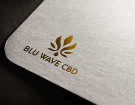 Nro 184 kilpailuun Blu Wave CBD Logo käyttäjältä EagleDesiznss