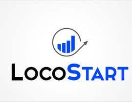 Nro 82 kilpailuun Design a Logo Unit for Locostart käyttäjältä PodobnikDesign