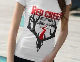 #121 для Red Creek Outfitters Logo от sharwar5630