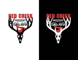 #118 для Red Creek Outfitters Logo от aleaperez