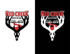 #141 для Red Creek Outfitters Logo от aleaperez