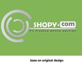 #36 for Logo Design for Shopy.com by hidetran