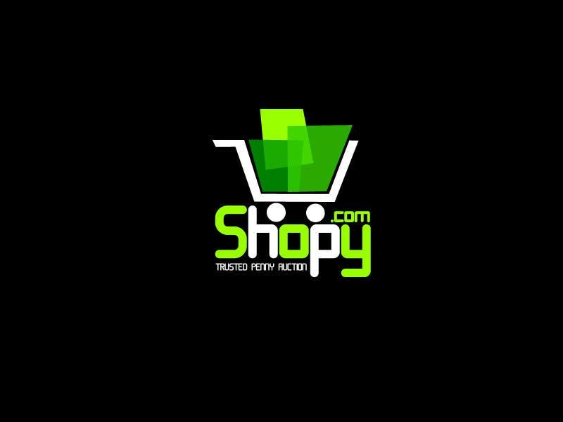Bài tham dự cuộc thi #76 cho Logo Design for Shopy.com