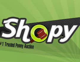 #58 para Logo Design for Shopy.com por tomydeveloper