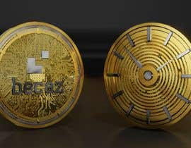 nº 29 pour Design of Cryptocurrency Coin in 3D with different backgrounds and wallpapers par danieljimenez1
