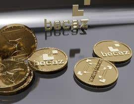 Pespis tarafından Design of Cryptocurrency Coin in 3D with different backgrounds and wallpapers için no 31