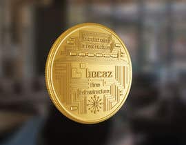 Sarxyr tarafından Design of Cryptocurrency Coin in 3D with different backgrounds and wallpapers için no 36