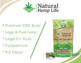 #11 for Create product banners for a CBD / Hemp company! by alaminlife