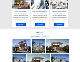 nº 60 pour Build a real estate photography website par Albirweb