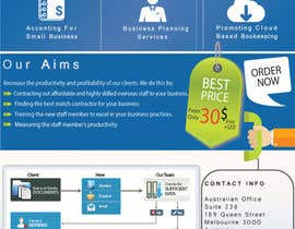 nº 8 pour A4 flyer needed to promote cloud bookeeping & accounting services par ameerhsanan