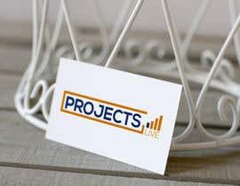 #281 for Design a Logo for Projects Live af Shohagnuru
